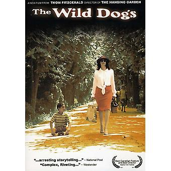 The Wild Dogs [DVD] USA import