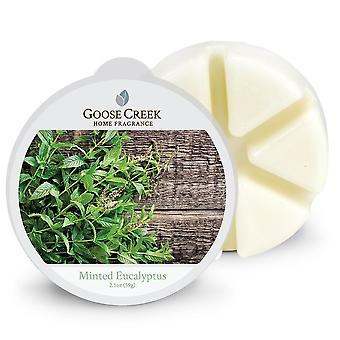 Goose Creek Wax Melts -  Minted Eucalyptus