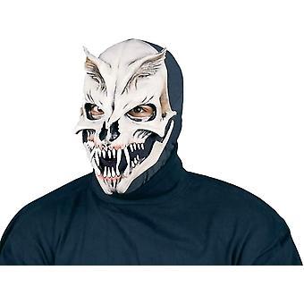 Fatal fantasi maske til Halloween