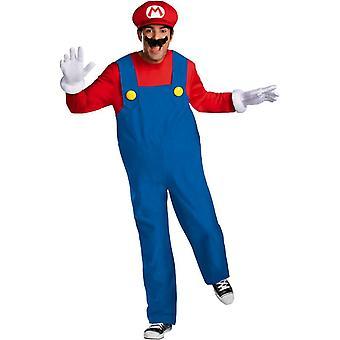 Mario Teen Costume