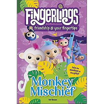 Fingerlings Monkey Mischief by Fingerlings Monkey Mischief - 97802413