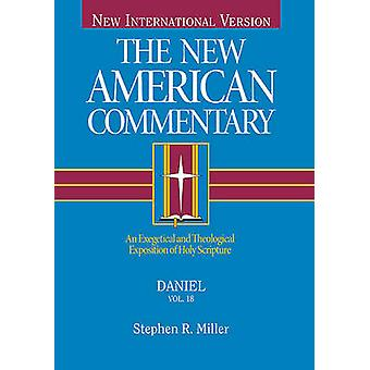 Daniel - Vol 18 by Stephen R Miller - 9780805401189 Book