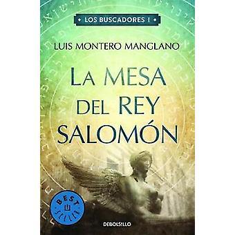 La Mesa del Rey Salomon 1 / The Table of King Solomon - Book 1 by Lui