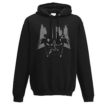 Star Wars Adults Unisex Adults Vader Close Up Design Hooded Sweatshirt