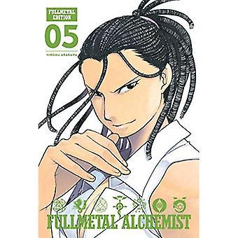 Fullmetal Alchemist: Fullmetal Edition, Vol. 5 (Fullmetal Alchemist: Fullmetal Edition)