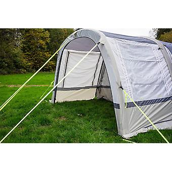 OLPRO Cocoon Breeze Tent extensie Zip Sage Green krijt 3 deur 3 Windows 15 min