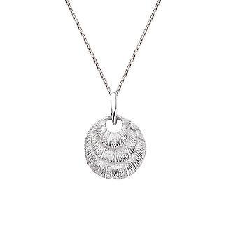 Wieczne kolekcji Equinox srebro wisiorek naszyjnik