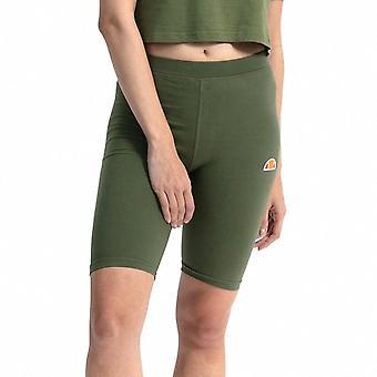 Ellesse Heritage Tour naisten naisten Fitness muoti sykli lyhyt Khaki vihreä