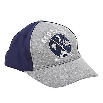 Scotland Golf Company 6 Panel Unisex Adults Cap