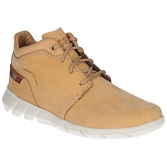 CAT Lifestyle Mens Hendon Lace Up Schoen Honing