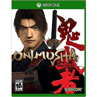 Onimusha Warloards Xbox One Game