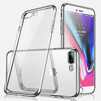Electro TPU Case +2 screen protectors for iPhone 7+/8+