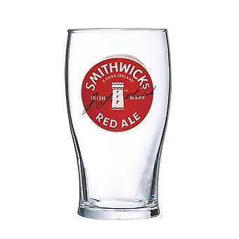 Smithwicks Pint Glas