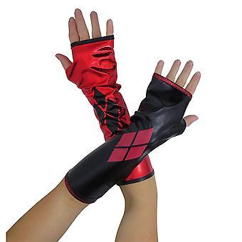 Rękawice do kostiumu Harley Quinn