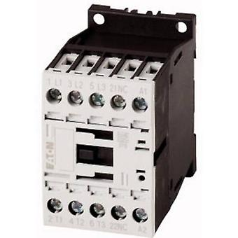 Eaton DILM12-01(24VDC) Contactor 1 pc(s) 3 makers 5.5 kW 24 V DC 12 A + auxiliary contact