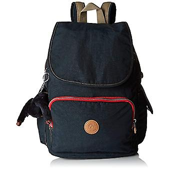 Kipling City Pack - Women's Backpacks - Blue (True Navy C) - 15X24X45 Cm (W X H X L)