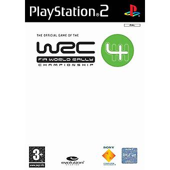 WRC FIA World Rally Championship 04 (PS2) - New Factory Sealed