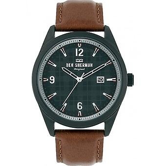 BEN SHERMAN - Watch - Men - WB040TB - CARNABY CHECK