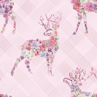 Wallpaper de Holden floral Elk