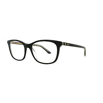 Dior Montaigne 18 G99 Black Crystal Glasses