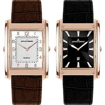 Jacques Lemans relógio homem ref. 1-1533C