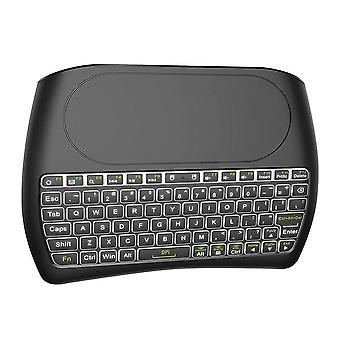 D8 Mini wireless keyboard with touch pad