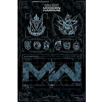Call Of Duty Modern Warfare Poster