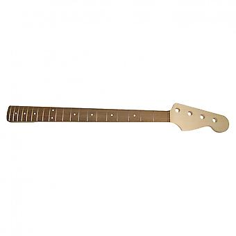 Hosco Precision Bass Rosewood Neck Unfinished