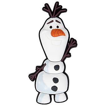Frozen 2 Olaf Soft Touch PVC Magnet