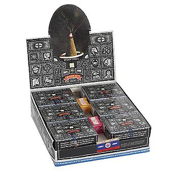 Something Different Satya Superhit Incense Cones (Pack Of 12 Display Box)