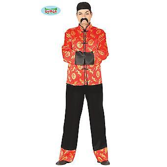 Japonaise asiatique Mandarin costume homme costume traditionnel Nippon Japan