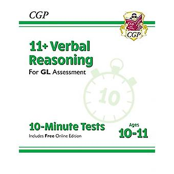 New 11 GL 10Minute Tests Verbal Reasoning  Ages 1011 w