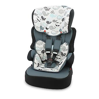 Lorelli Child Seat X-Drive Plus Group 1/2/3 (9 - 36 kg) 1 to 12 years, Pillow