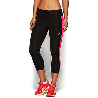 Asics Womens Capri Tights Ladies Sports Pants Bottoms