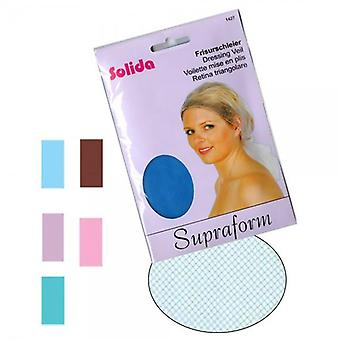 Hair tools supraform setting net turquoise