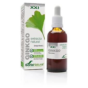 Soria Natural Extract of Ginkgo Biloba Siglo XXI (Herb , Natural extracts)