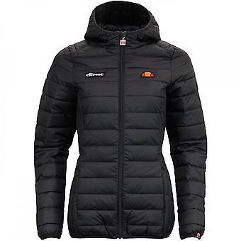 Ellesse Lompard Ellesse Womens Retro Padded Black Ski Jacket