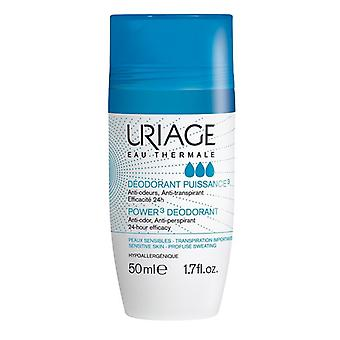 Uriage Power3 Deodorant Roll-On 50ml