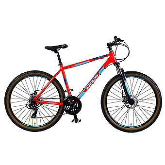 Boss Shadow Boys 27.5 Inch Mountain Bike Red/Blue Ages 12 Years+