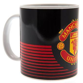 Manchester United FC Club Crest Mug