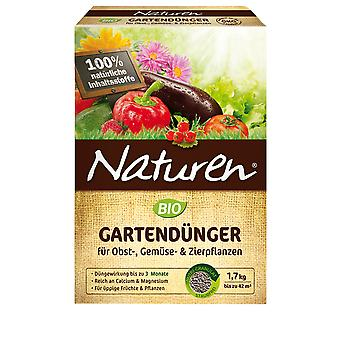 SUBSTRAL® Natural® organic garden fertilizer, 1.7 kg