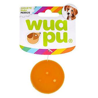 Wuapu Rubber ball 5 cm (Dogs , Toys & Sport , Balls)