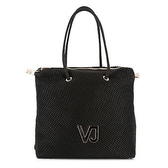 Versace Jeans Original Women Spring/Summer Shopping Bag - Black Color 34965