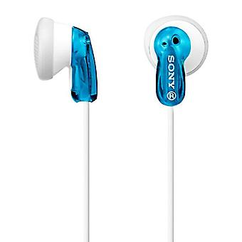 Headphones sony mdr e9lp in-ear blue