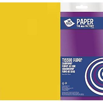 Haza Tissue paper daffodil 18gr 5SH 50x70cm 185905