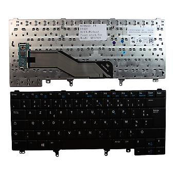 Dell Latitude E6430 Black Windows 8 French Layout Replacement Laptop Keyboard