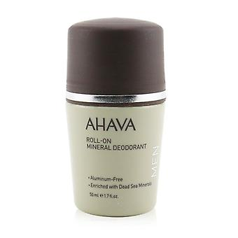 Ahava Time To Energize Roll-On Mineral Deodorant (Box Slightly Damaged) 50ml/1.7oz
