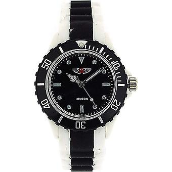 Prince London Rotating Bezel Black Dial Ladies Sports Watch 27090BLK