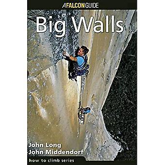 Grandes paredes (como subida de Rock)