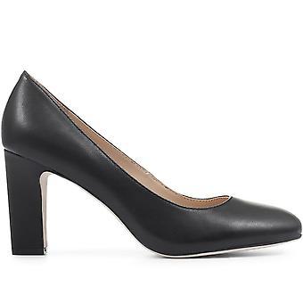 Jones Bootmaker Naisten Evangeline Nahka tuomioistuin kengät